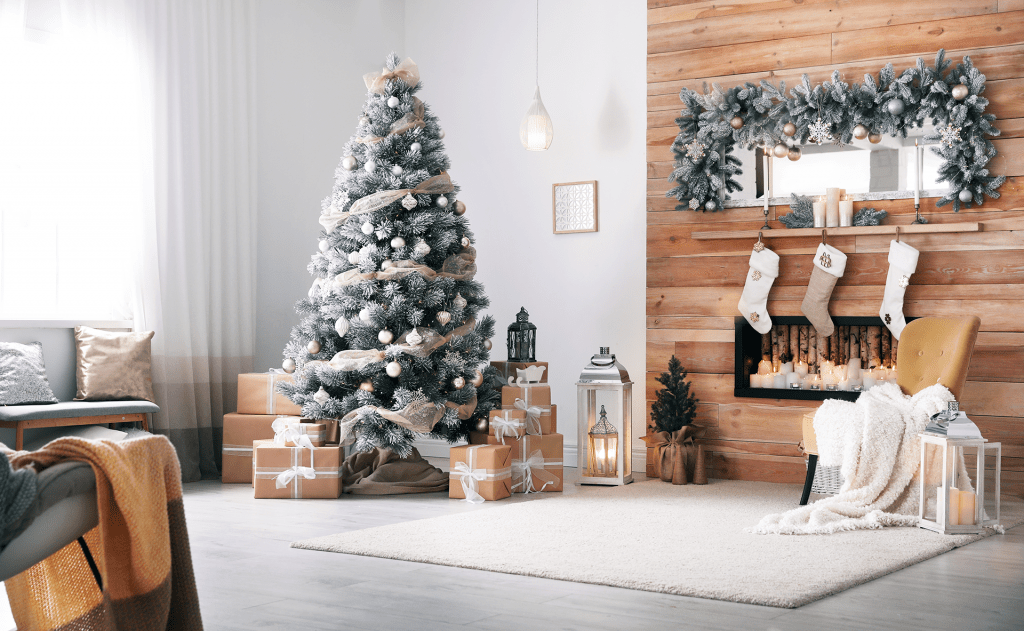 Rénovation maison Noël