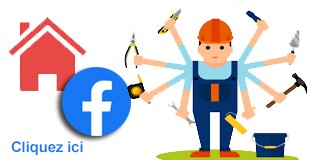 Abonnement au groupe Facebook du magazine La Rénovation